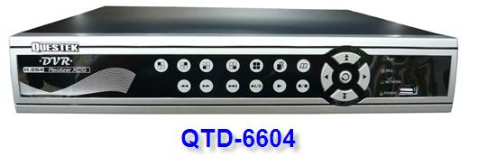 Đầu ghi hình 4 kênh QTD-6604