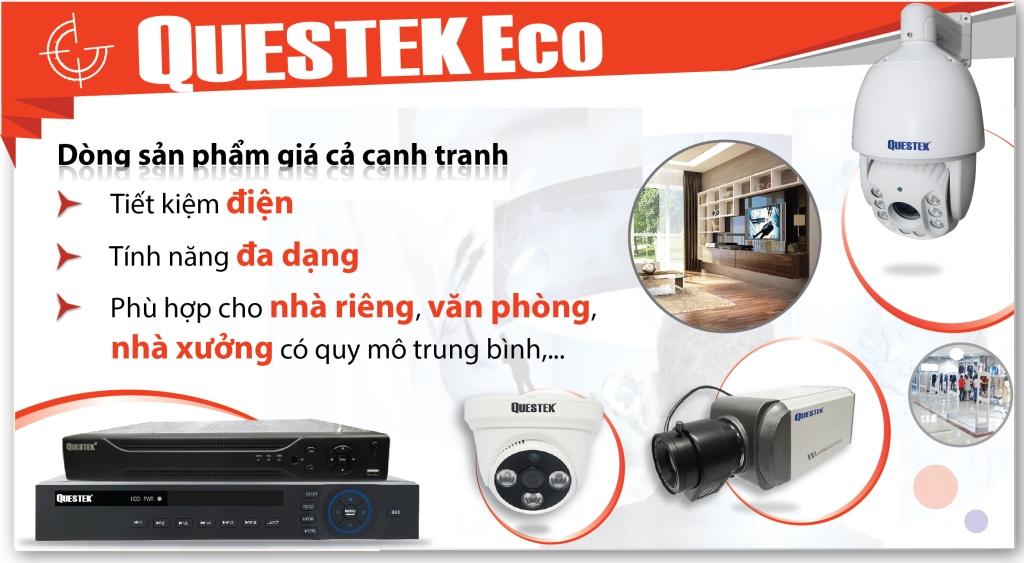 Camera QUESTEK Eco