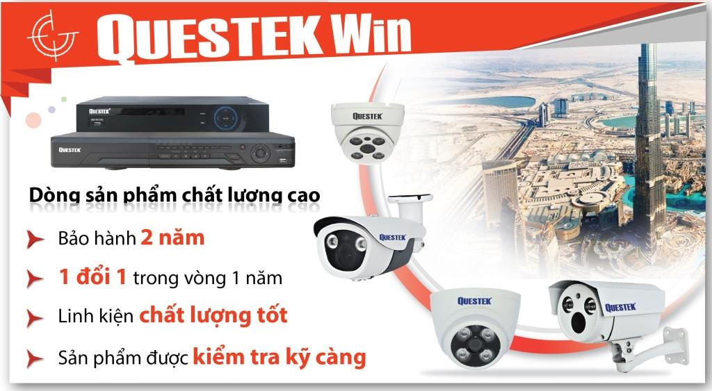 Camera QUESTEK Win